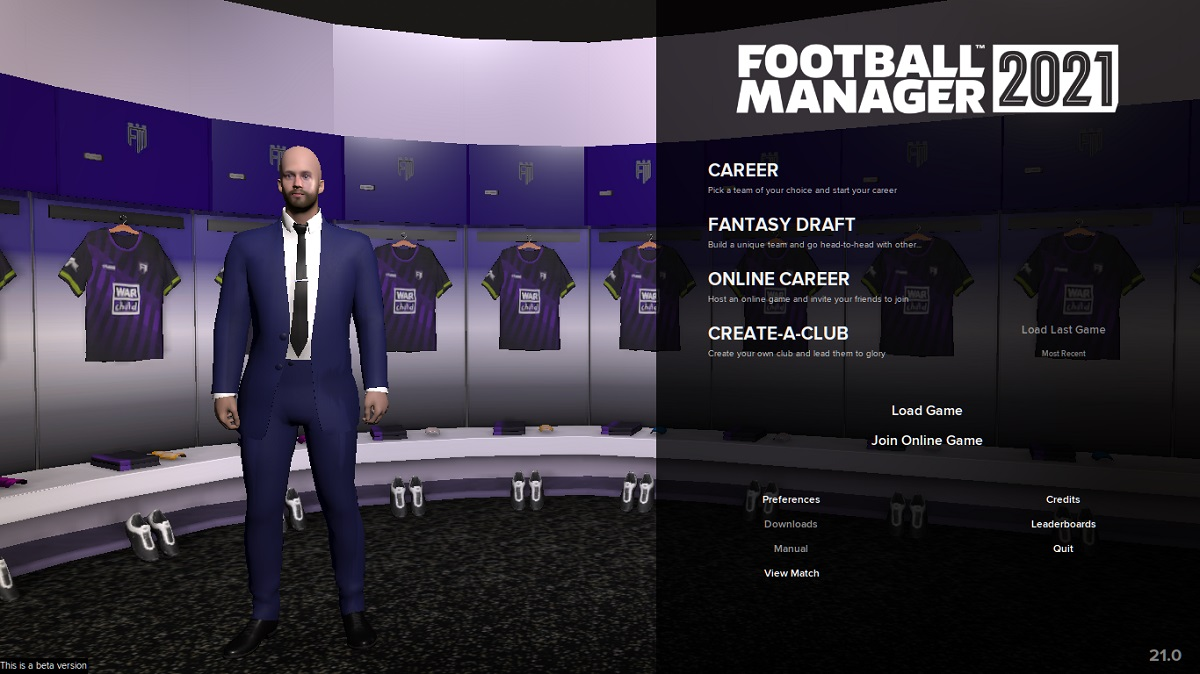 How to install a new skin in Football Manager 2021