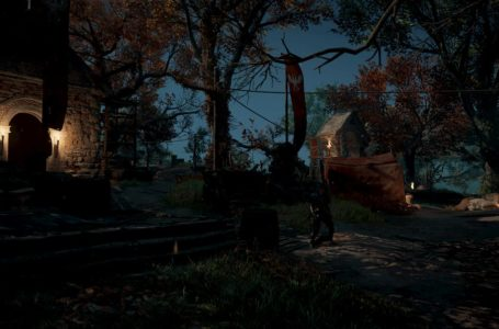 How to get all gear and go underground Offchurch in Ledecestrescire in Assassin's Creed Valhalla
