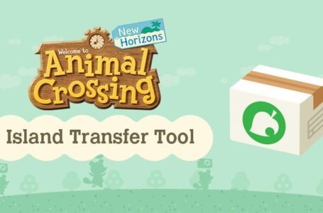 How save data transfer works from Nintendo Switch to Switch for Animal Crossing: New Horizons