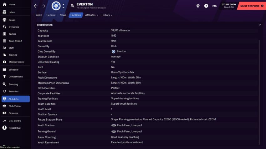 How to improve your youth intake in Football Manager 2021