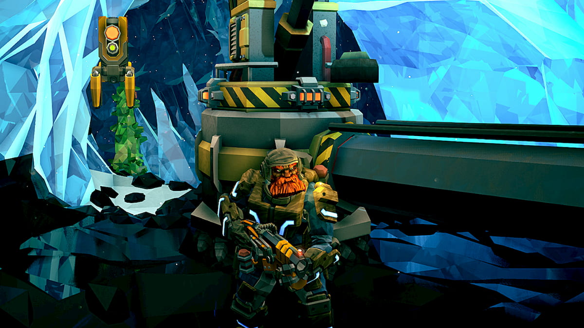 Deep Rock Galactic Engineer