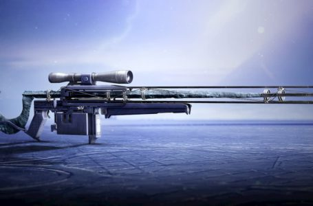 How to get the Cloudstrike Exotic Sniper Rifle in Destiny 2