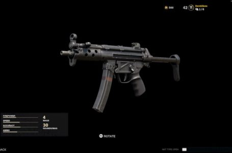 Best MP5 loadouts in Call of Duty: Black Ops Cold War