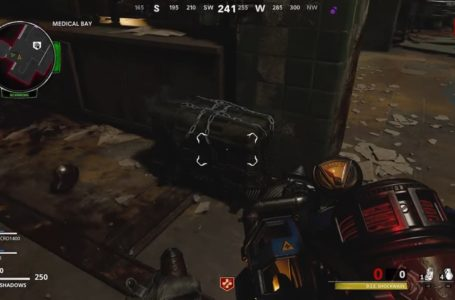 Can you upgrade the DIE Shockwave in Outbreak in Call of Duty: Black Ops Cold War Zombies?
