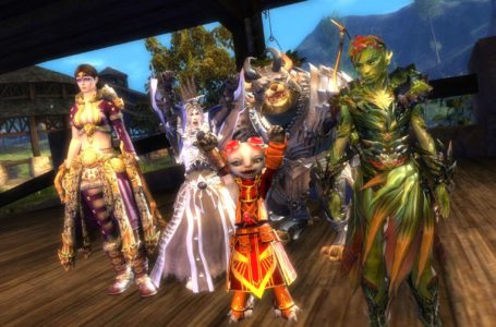 Best Race to Play in Guild Wars 2