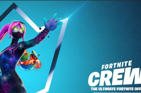 Everything you need to know about Fortnite Crew