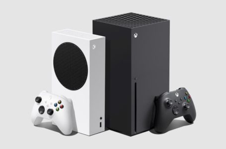 Microsoft released the first series of console updates for the Xbox Series S/X