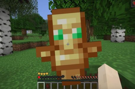 How to get a Totem of Undying in Minecraft