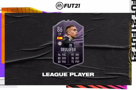 FIFA 21: How to complete the Gerard Deulofeu Serie A League Player Objectives challenge – All objectives and rewards