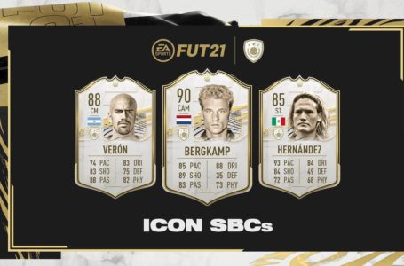 FIFA 21: How to complete the Icon Dennis Bergkamp SBC