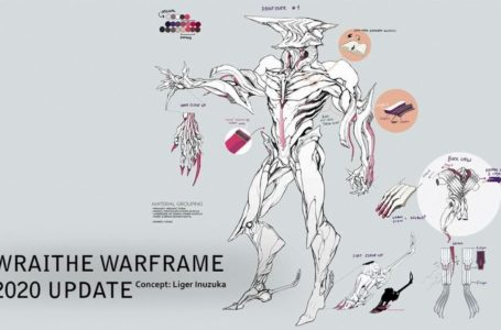 When will the Wraithe Frame release in Warframe?