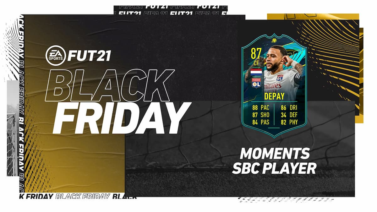 FIFA 21: How to complete Player Moments Memphis Depay SBC ...