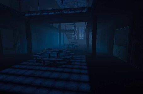 Phasmophobia Prison Level Beta is live now