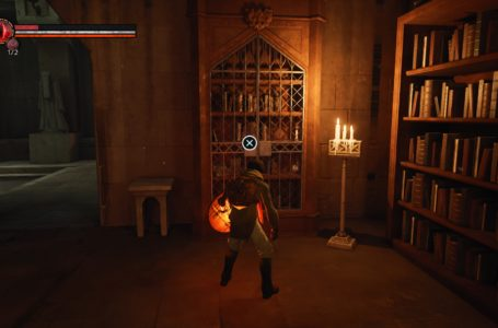 How to get the key from the locked cabinet in Chronos: Before the Ashes