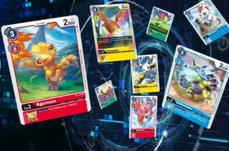 Digimon Trading Card Game Rarities Explained