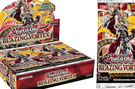 Everything we know about Yu-Gi-Oh! Blazing Vortex Expansion