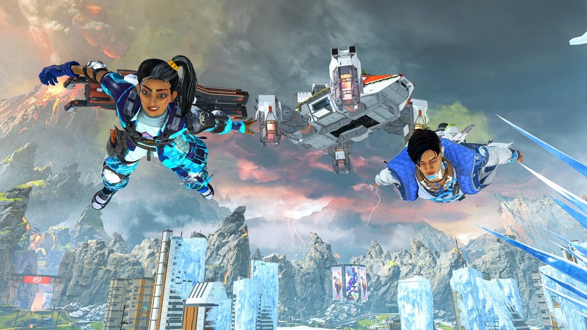Apex Legends Holo-Day Bash 2020 event - Start and end date, limited time mode, winter-themed skins