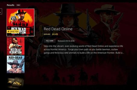 How to get Red Dead Online Standalone