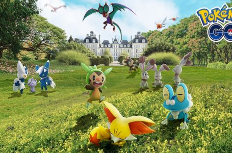 More Kalos region Pokémon are coming to Pokémon Go soon, and Inkay is among them