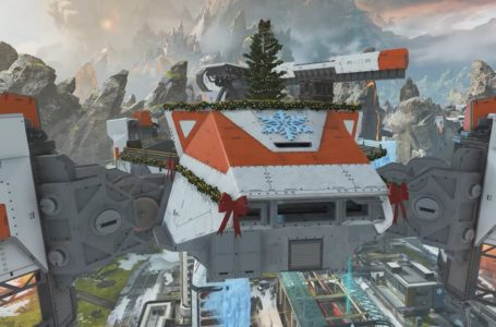 How the supply ships work on the Winter Express limited-time mode in Apex Legends