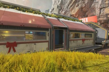 Winter Express Limited-Time Mode gets brand-new fifth station, Derailment, in Apex Legends