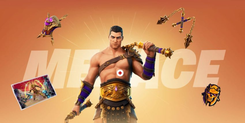 All Fortnite Chapter 2 Season 5 Battle Pass Skins And Cosmetics Gamepur Mancake is a new unique skin featured in fortnite season 5. all fortnite chapter 2 season 5 battle