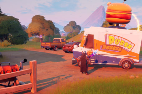 Durr Burger Restaurant and Food Truck locations – Fortnite Chapter 2 Season 5