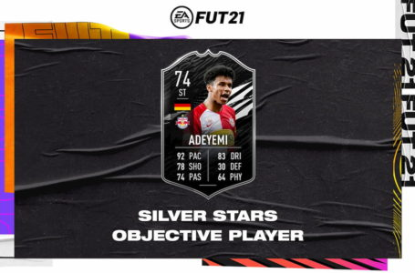 How to complete Karim Adeyemi Silver Stars Objectives in FIFA 21 Ultimate Team