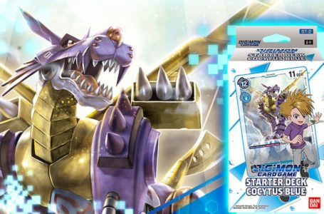 Best Digimon Starter Decks