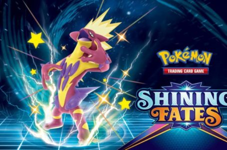 Pokémon Trading Card Game officially unveils the Shining Fates expansion with over 100 shiny Pokémon