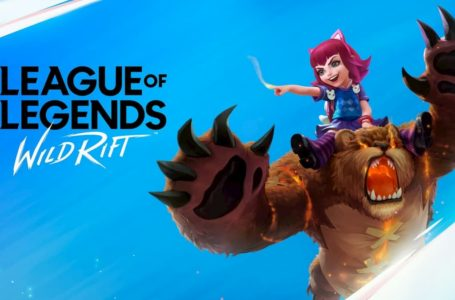 What is League of Legends: Wild Rift's release date in Europe?