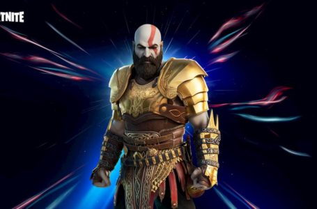 How to unlock the Armored Kratos style in Fortnite Chapter 2 Season 5