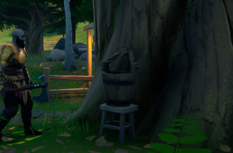 Where to collect all three Maple Syrup Buckets in Weeping Woods – Fortnite