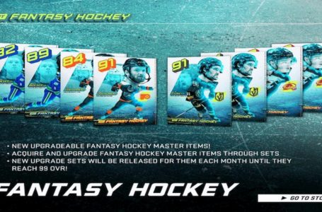 How HUT Fantasy Hockey cards work in NHL 21