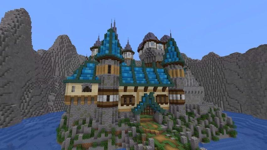 The 10 Best Castle Blueprints In Minecraft Gamepur