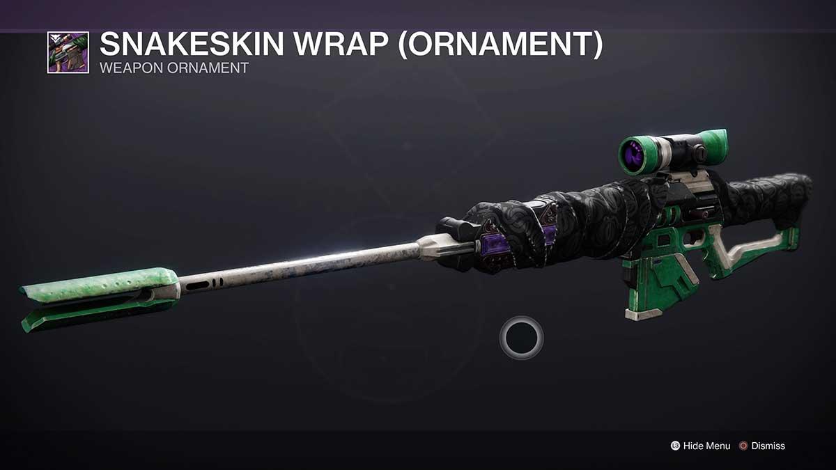 adored-snakeskin-wrap-ornament-destiny-2-beyond-light