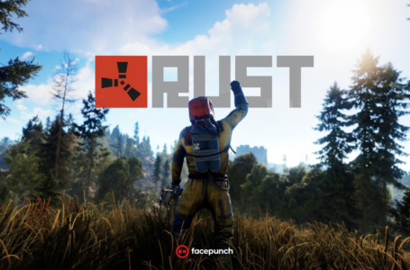 Due to remote work, the console edition of Rust has been delayed