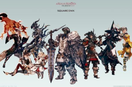 How to change jobs in Final Fantasy XIV