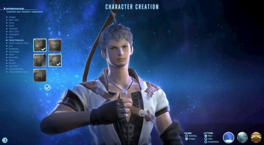 Ffxiv Character Creation Simulator