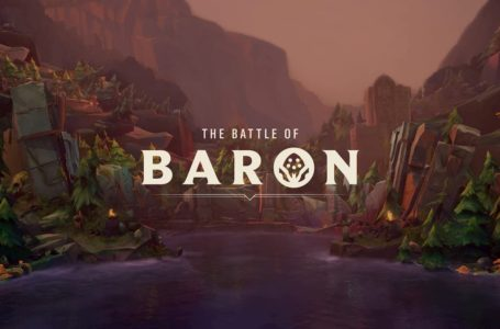 The Battle of Baron to be League of Legends: Wild Rift's first-ever live event