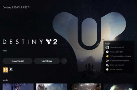 How to upgrade Destiny 2 for PS5 and Xbox Series X/S