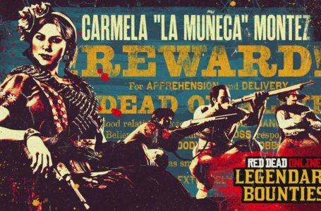 How to start the Carmela Montez bounty in Red Dead Online