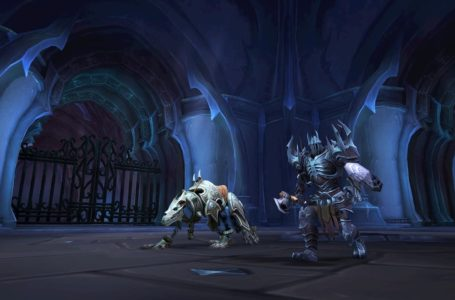How to reset anima powers in the Twisting Corridors in World of Warcraft: Shadowlands