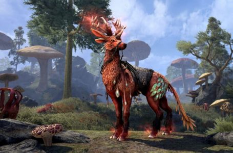 How to get the Crimson Indrik mount before it disappears in Elder Scrolls Online