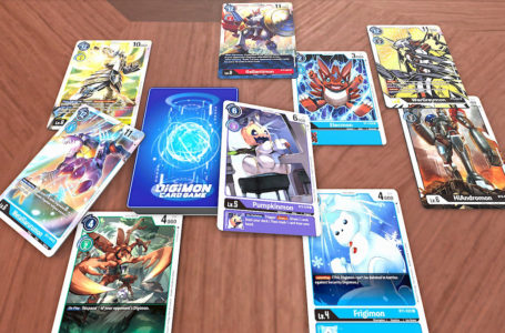 How to upload any Digimon Trading Card Game deck to Tabletop Simulator