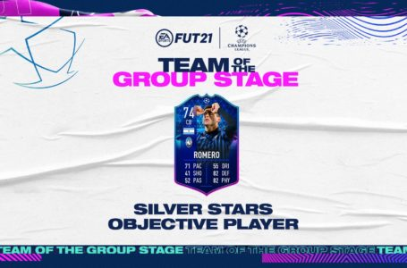 How to complete Cristian Romero Silver Stars Objectives in FIFA 21 Ultimate Team