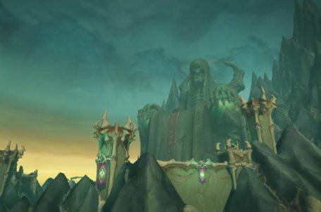 How to find Necroray Eggs and their mounts in World of Warcraft: Shadowlands