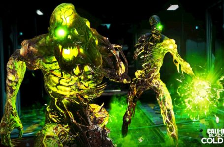 Call of Duty: Black Ops Cold War dev teases new Zombies map
