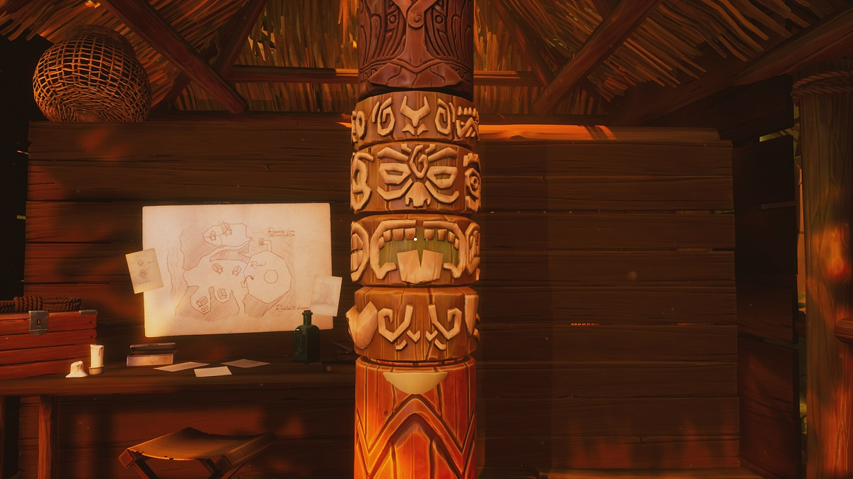How to solve the tiki statue puzzle in Call of the Sea