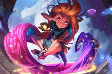 Zoe is coming to Legends of Runeterra
